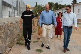 El Consell d'Eivissa se muestra preocupado por la financiación de los proyectos de Sa Coma