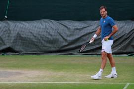 Federer y Djokovic, la carrera por Wimbledon y los 'Grand Slam'