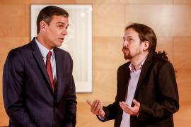 Sánchez da por rotas las negociaciones con Podemos