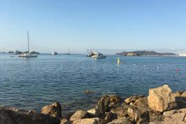 El Ayuntamiento de Ibiza habilita el canal de natación en la zona de Puig des Molins