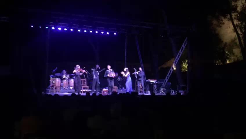 Luar Na Lubre brilla en su estreno en Ibiza