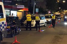 Detenido un taxista en Ibiza tras dar positivo en cinco drogas