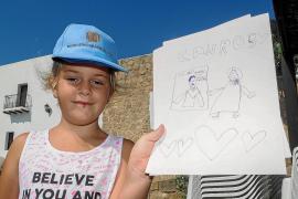 El Museu Etnogràfic se acerca a los niños de la isla