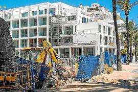 Cae un 33% el número de viviendas visadas en Ibiza y Formentera