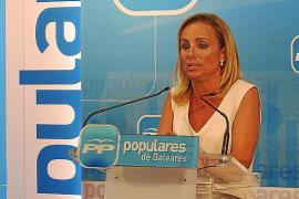 Cabrer deja la presidencia del comité de garantías del PP por discrepancias
