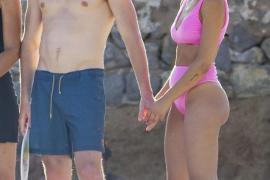 Aitana Ocaña y Miguel Bernardeau, primer verano de amor en Ibiza
