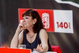 Narbona critica que Iglesias «oculta» la oferta del PSOE en su consulta