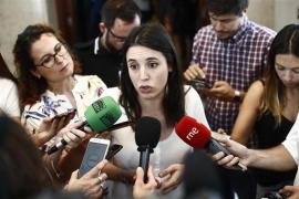 Podemos no aclara si votará 'no' a Sánchez sin coalición