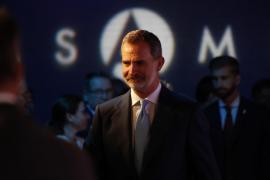 La reprobación del Rey en el Parlament catalán, anulada parcialmente por el TC