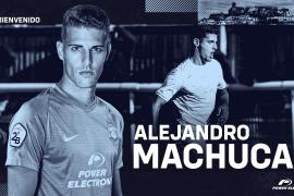 Alejandro Machuca, nuevo jugador de la UD Ibiza