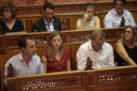 Galmés recrimina a Cladera que se gaste 11,5 millones en «su agencia de colocación»