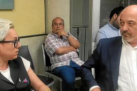 Sonia Vivas y Sergio Rodríguez debaten en la comisión de Servicios a la Ciudadanía