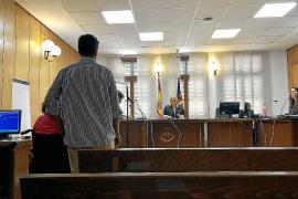 Dos condenados por la amputación de tres dedos de un trabajador en Palma