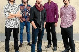 Joan Carles Marí, batería de Aurora: «El límite sólo está en nuestra imaginación»