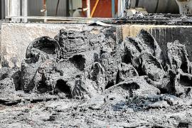 Sustos por dos nuevos incendios en Sant Joan y Santa Gertrudis