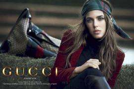 Carlota Casiraghi será la imagen de Gucci los próximos dos años