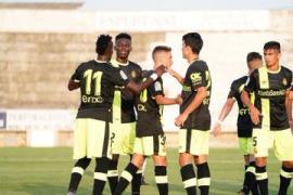 Alex Alegría y Chavarría se estrenan como goleadores en el triunfo del Real Mallorca