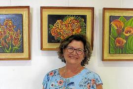 Fina Escandell debuta con su realismo de tendencia impresionista