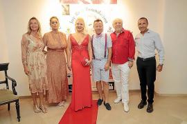 Icon Zar presenta su obra en la Galería Vanrell