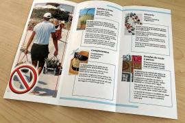 Formentera lucha contra la venta ambulante concienciando a turistas y residentes