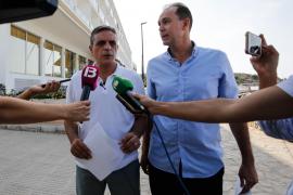 El PP de Vila dice que el campo de boyas de Talamanca está «sobredimensionado»