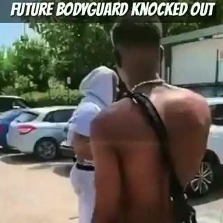 Brutal agresión a un guardaespaldas del rapero Future a las puertas del aeropuerto de Ibiza