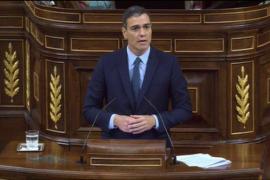 Sánchez fracasa en la primera votación en la que Podemos se abstiene