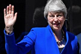 Theresa May se despide