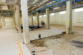Las obras de renovación del viejo Can Misses estarán acabadas en febrero