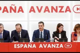 El PSOE rechaza la contraoferta de Podemos