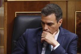 Sánchez fracasa en su segundo intento para ser investido presidente