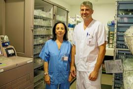 Can Misses, primer hospital del mundo en facilitar la medicación en la UCI
