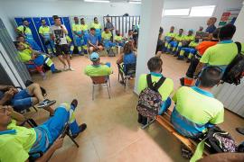La huelga de limpieza y recogida de basura de Sant Antoni se suspende hasta el 18 de agosto