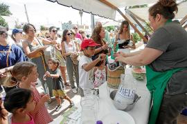 Taller de helado tradicional en Sant Josep para disfrutar de las frutas locales de temporada