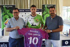El Palma Futsal activa la pretemporada