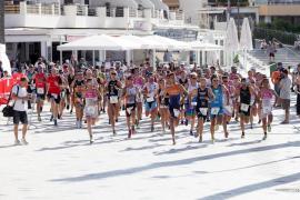 El  V Acuatló Ciutat d'Eivissa, en imágenes.