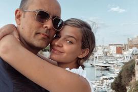 Risto Mejide y Laura Escanes, dulce espera en Menorca