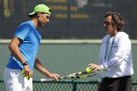 Nadal: «No pienso en Novak, pienso en mí y en lo que tengo que mejorar»
