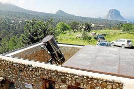 El observatorio de Cala d'Hort celebra 'La nit dels planetes'