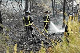 El Consell fija como prioritaria la creación de dos subparques de bomberos en la isla