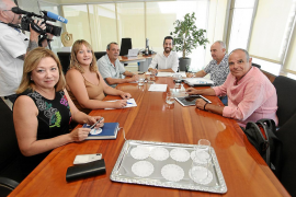 El Consell d'Eivissa rechaza integrar el transporte escolar en el regular