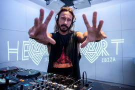 Bob Sinclair, en Ibiza Global Radio
