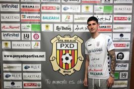 La Peña ficha al joven delantero Santiago Rosa