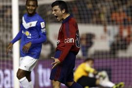 El ATB ficha a José García, el niño que que cumplió su sueño con Osasuna