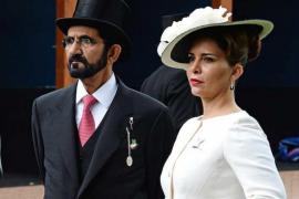 La princesa Haya de Jordania pide una orden de alejamiento
