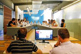 Sant Antoni apuesta por potenciar la Unidad Nocturna de la Policía Local