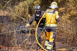 Las Pitiusas registran hasta agosto 20 conatos y un incendio forestal