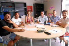 Sant Antoni reclama a Costas más medios para acabar con los fondeos ilegales