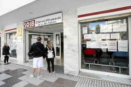 El paro aumenta un 0,7% en julio en Baleares