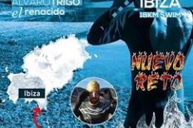 Un triatleta cruzará a nado de Formentera a Ibiza para dar visibilidad al fenómeno migratorio por mar